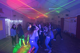 Cool Teenagers Disco